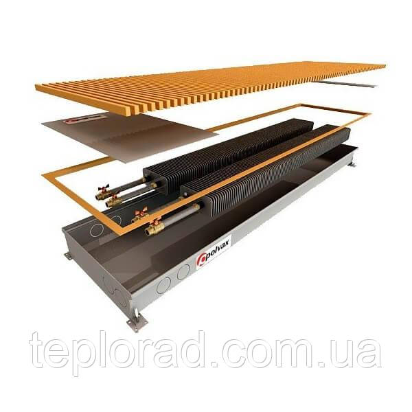 Внутрипольный конвектор Polvax KEM.380.2000.120