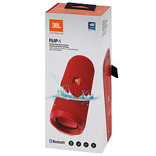 Акустика JBL Wireless Speaker Flip 4 red (JBLFLIP4RED) EAN/UPC: 6925281922688, фото 2