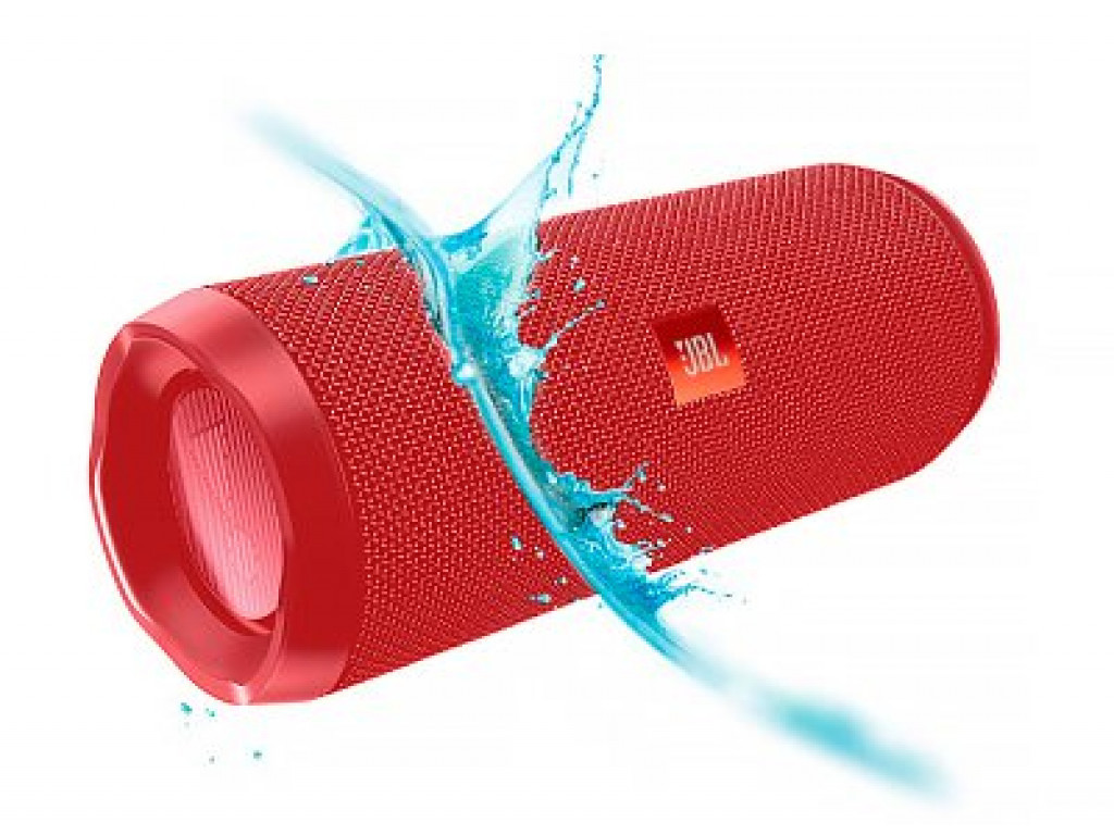 Акустика JBL Wireless Speaker Flip 4 red (JBLFLIP4RED) EAN/UPC: 6925281922688