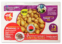 Жукоед + Гумат стимулятор 3 + 10мл инсектицид