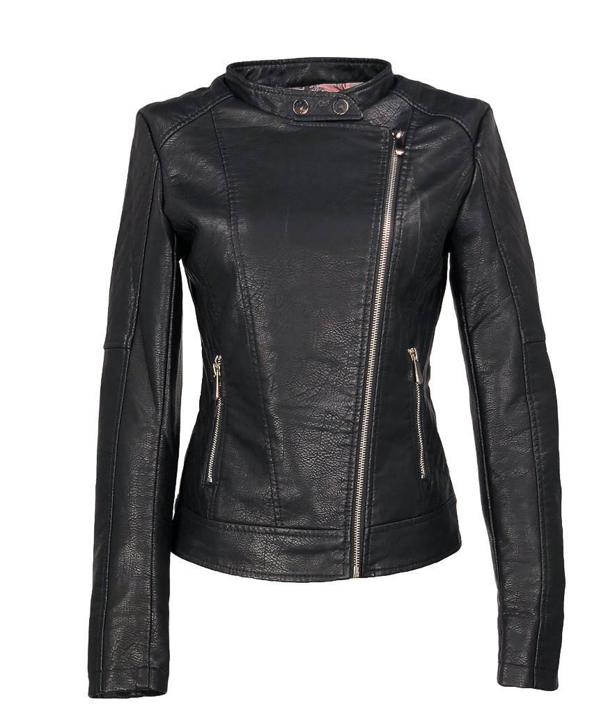 Женская куртка из Экокожи