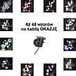 Лазерний проектор STAR SHOWER LED 48 візерунків, фото 5