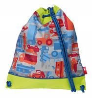 Детская сумка для обуви sigikid 24671sk traffic
