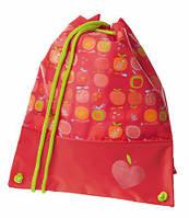 Школьная сумка для обуви sigikid 24639sk apfelherz красная