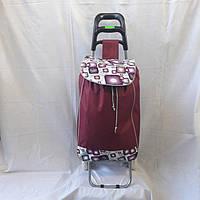 Хозяйственная сумка тачка на колесах