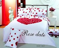 Семейный комплект постельного белья Le Vele, Heart Beat