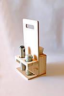 Подставка для столовых приборов Чентрино (без отделки)