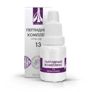ПК-13 (н) Пептидный комплекс для кожи