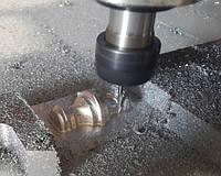 Тест нашего VIP станка в работе с алюминием, станок с рабочим полем 900х600х110, механика HIWIN, приводы гибридные моторы, шпиндель 3кВт водяное охлаждение.