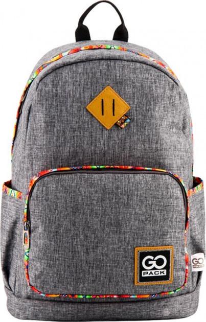 Рюкзак молодежный городской GoPack 124 GO