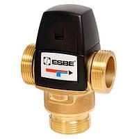 Термостатический смесительный клапан VTS522 ESBE G 1 DN20 45-65 C kvs 3.2