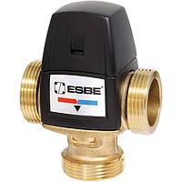 Термостатический смесительный клапан VTS552 ESBE G 1 DN20 45-65 C kvs 3.2