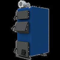 Дровяной котел длительного горения Неус-В мощностью 10 кВт. Бесплатная доставка!