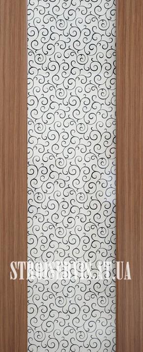 Купить межкомнатные двери Глазго (Вудок) декоративная ткань