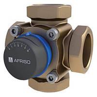 Поворотный смесительный 4-ходовой клапан ARV Afriso Rp 1 DN25 kvs 12