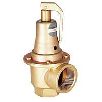 Предохранительный клапан DUCO тип К 1 1 1/4x1 1/2 ВВ 2.5 бара (25030)