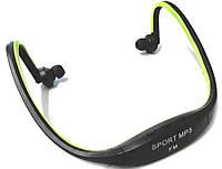 Спортивные наушники-проигрыватель Sport MP3-FM-TF, фото 1
