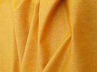 """Льняная сорочечная ткань """"Охра"""", фото 1"""