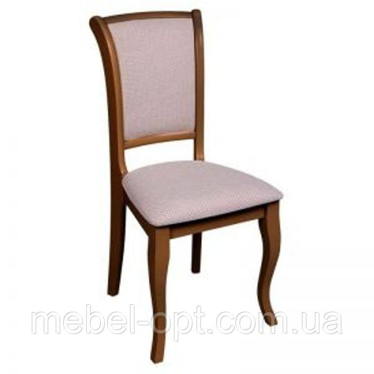 Деревянный стул C-614 Премьер мягкий, цвет орех лесной, Заказ от 2 штук