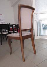 Деревянный стул C-614 Премьер мягкий, цвет орех лесной, Заказ от 2 штук, фото 2
