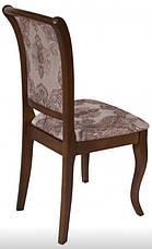 Деревянный стул C-614 Премьер мягкий, цвет орех лесной, Заказ от 2 штук, фото 3
