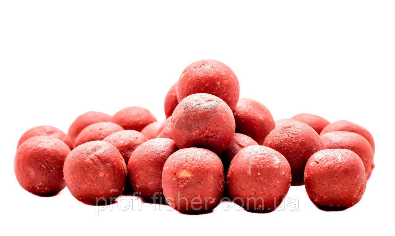 Пылящие Бойлы Professional Soluble Mulberry, 20мм, 1кг