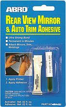 Клей для дзеркала заднього виду 1,2 мл ABRO RV-495
