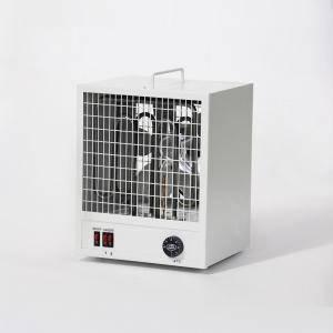 Тепловентилятор Днепр 6 кВт/380 В