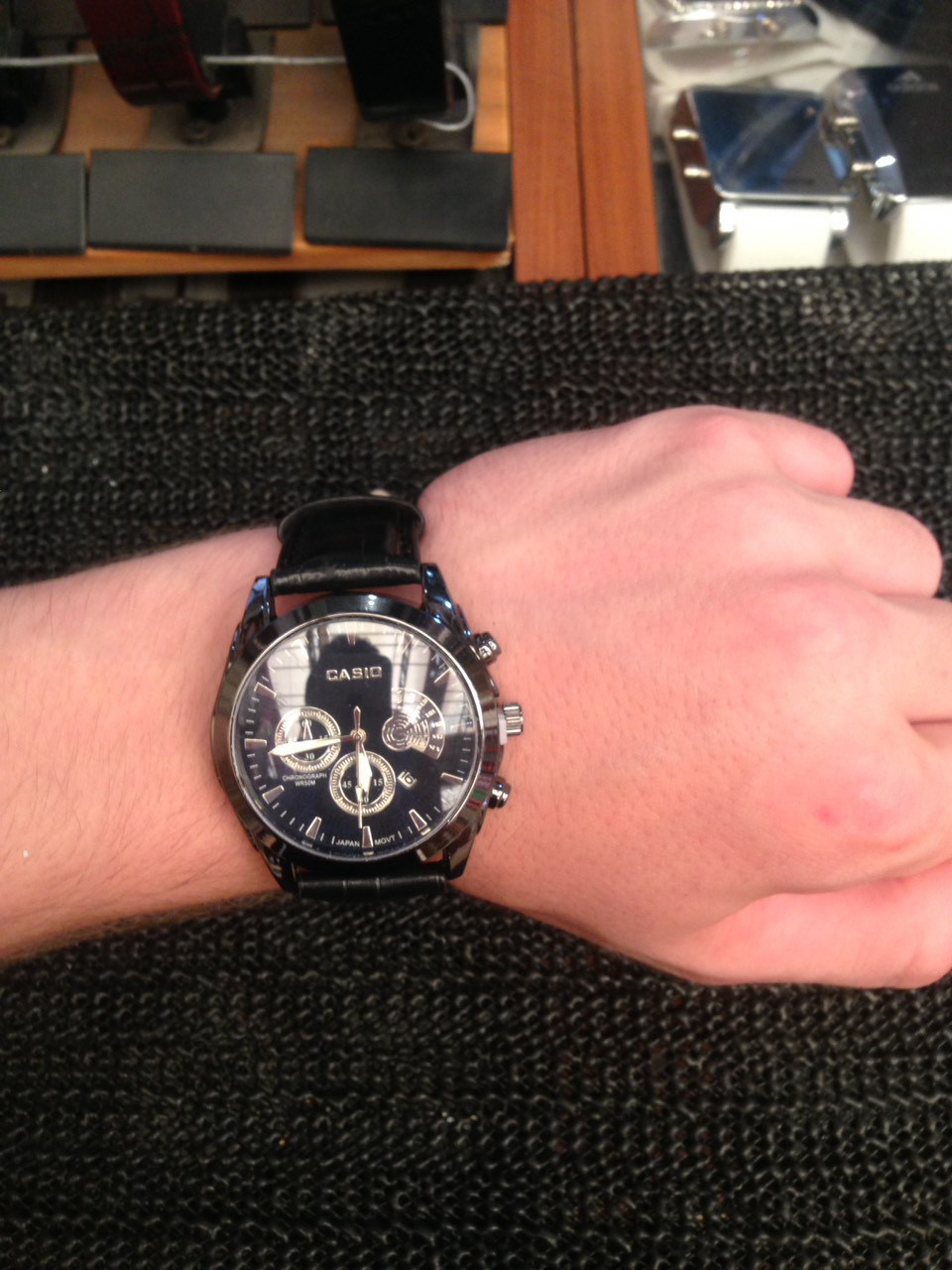 Наручний годинник Casio 8224