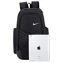 Рюкзак городской Nike черный, фото 3