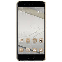 Чехол Nillkin Huawei P10 Plus - Super Frosted Shield Gold