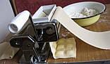 Машинка для приготовления равиоли Ravioli Maket - тестораскатка, фото 6