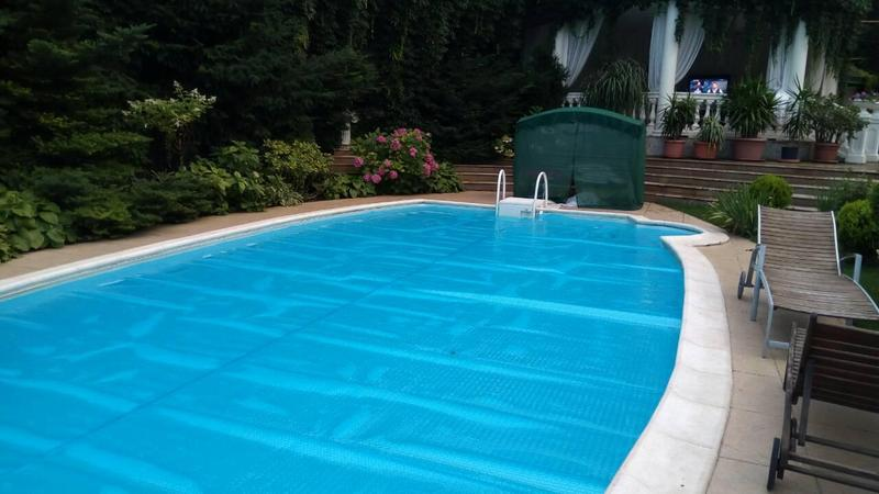 🔥✅Солярная плёнка 500 микрон (Франция) для бассейна