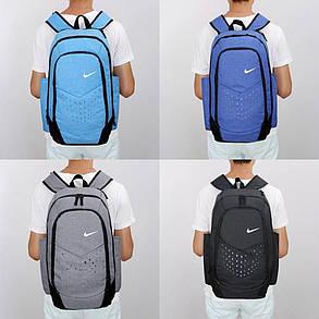 Рюкзак городской Nike синий, фото 2
