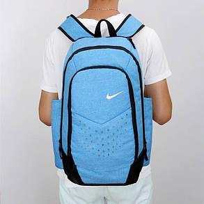 Рюкзак городской Nike голубой, фото 2
