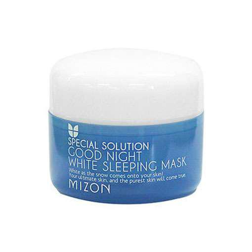 Ночная отбеливающая маска для лица Mizon Good Night White Sleeping Mask - 80 мл