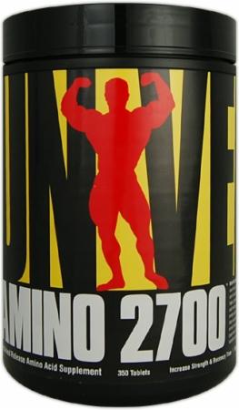 Амінокислоти, Universal Nutrition, Amino 2700, 700tab,