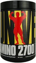 Аминокислоты, Universal Nutrition, Amino 2700, 700tab,