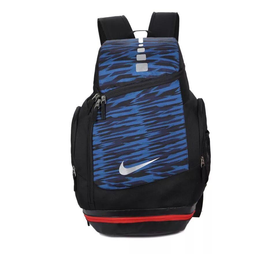 Рюкзак городской Nike сине-черный