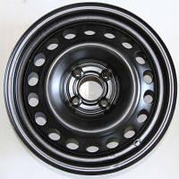 Steel Kap 229 R16 W6.5 PCD5x114,3 ET45 DIA60.1 Black