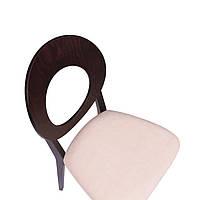 Деревянный стул C-615 Космо дизайнерская мебель, цвет орех, Заказ от 2 штук