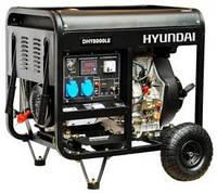 Генератор дизельний Hyundai DHY 8000LE
