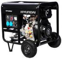 Генератор дизельний Hyundai DHY 6000LE