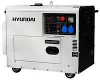 Генератор дизельний Hyundai DHY 6000SE