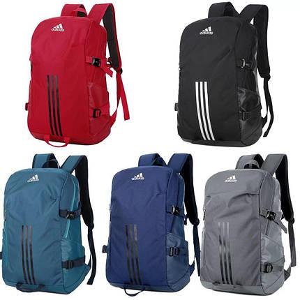 Рюкзак городской Adidas синий, фото 2