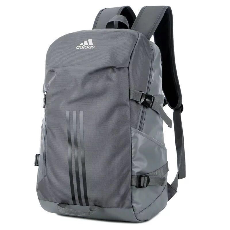 Рюкзак городской Adidas серый