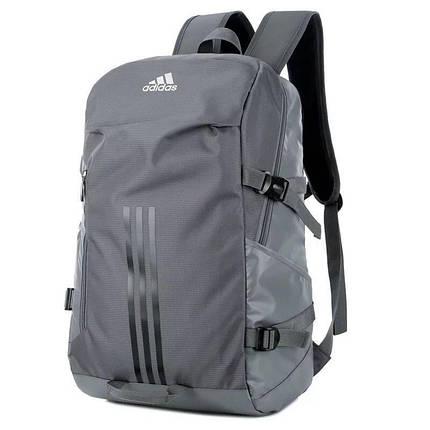 Рюкзак городской Adidas серый, фото 2