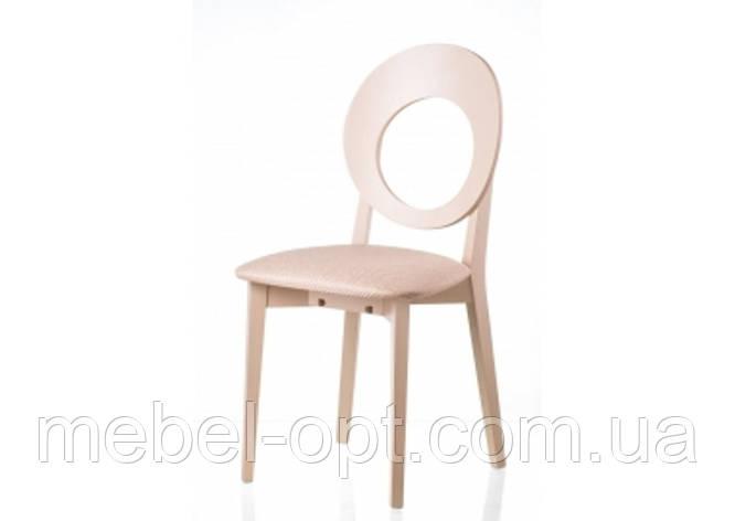 Деревянный стул C-615 Космо дизайнерская мебель, цвет бежевый, Заказ от 2 штук, фото 2