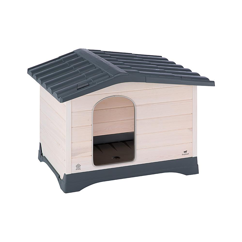 Ferplast DOG LODGE 110 Будка деревянная для собак