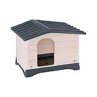 Ferplast DOG LODGE 110 Будка деревянная для собак, фото 1